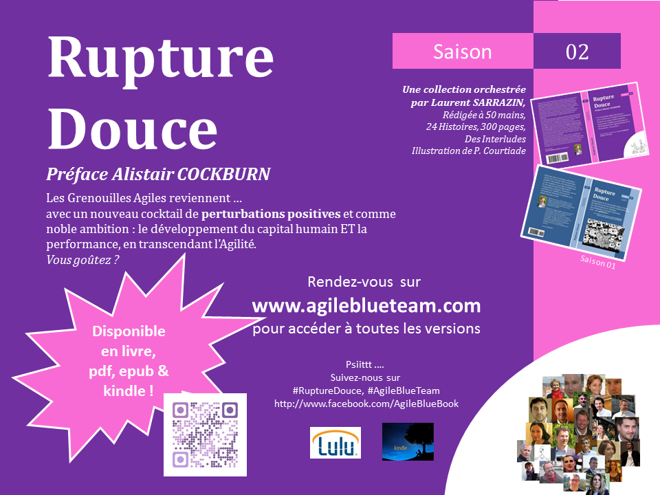 Publication de Rupture Douce – Saison 2