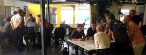 Atelier Kanbanzine avec Agile Rennes