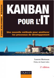 2ème édition du livre kanban pour l'IT