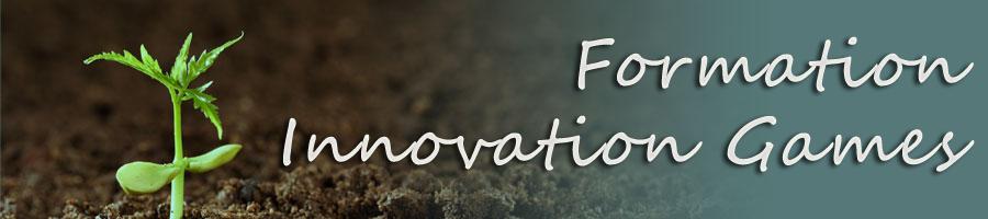 Formation Innovation Games