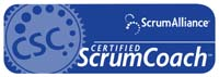 Certified ScrumCoach