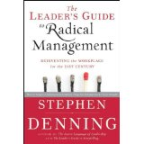 Radical Management, Stephen Denning