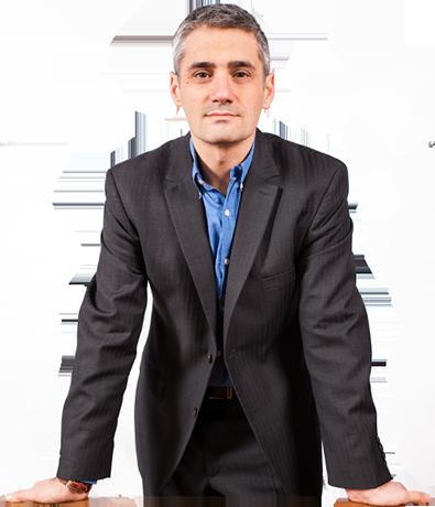 Laurent Morisseau, fondateur Morisseau Consulting