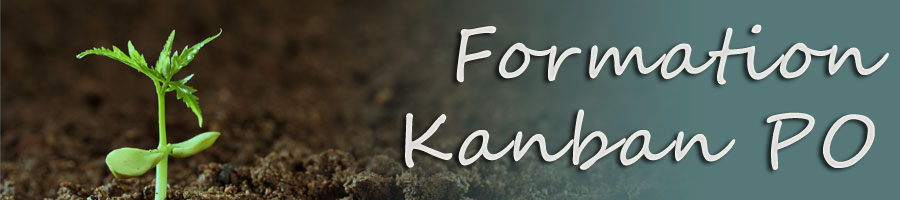 Formation kanban pour Product Owner