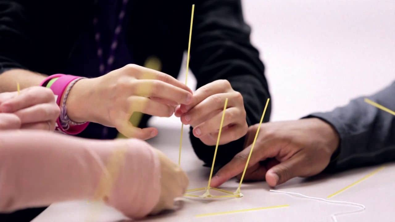 Ateliers d'intelligence collective - Marshmallow challenge