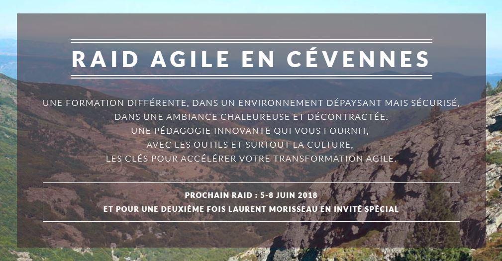 Raid Agile en Cévennes