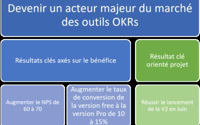 Enrichir le modèle OKR avec les initiatives